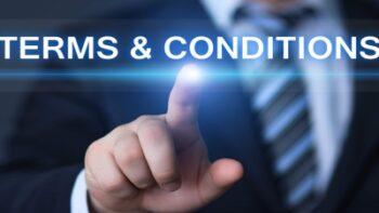 Terminos y Condiciones de la web. ¿Son necesarios?