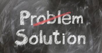 Problem solution fit